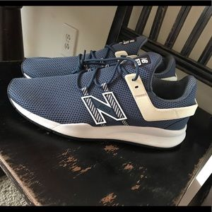 New Balance Blue Sneakers Men's Size 10.5
